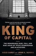 King of Capital (libro en Inglés) - David Carey - Currency