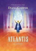 Atlantis Cards (libro en Inglés) - Diana Cooper - Findhorn Press Ltd