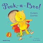 peek-a-boo! nursery games - annie (ilt) kubler - childs play intl ltd