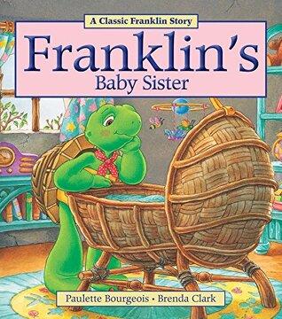portada Franklin's Baby Sister