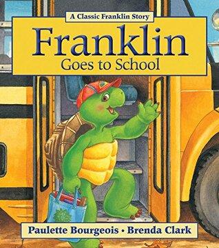 portada Franklin Goes to School