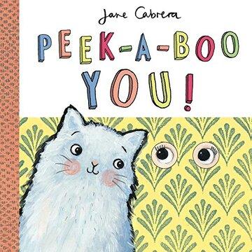 portada Peek-a-Boo You!