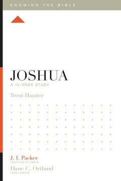 portada Joshua: A 12-Week Study (Knowing the Bible)