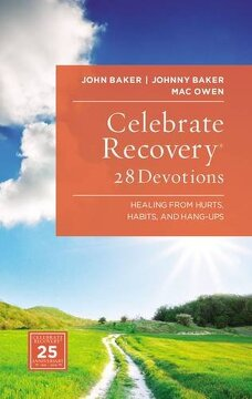 portada Celebrate Recovery Booklet: 28 Devotions