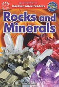 Rocks and Minerals (Cholastic Discover More Reader, Nivel 2) por Scholastic (2015-08-25) (libro en inglés) - Scholastic - Scholastic Reference