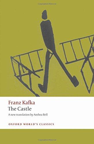 The castle franz kafka