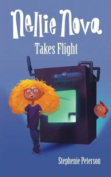 portada Nellie Nova Takes Flight