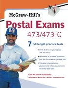 mcgraw-hill´s postal exams 473/473c - mark alan stewart - mc graw-hill