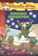 Singing Sensation (Geronimo Stilton, no. 39) (libro en inglés) - Geronimo Stilton - Scholastic