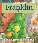 Franklin Fibs (libro en Inglés) - Paulette Bourgeois - Kids Can Press