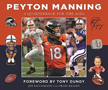 portada Peyton Manning: A Quarterback for the Ages