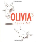 Olivia's Opposites (libro en Inglés) - Ian Falconer - Atheneum Books for Young Readers