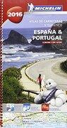 Atlas de Carreteras y Turístico España y Portugal 2016