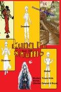 Kung Fu Shuffle (Mystery Time Kids) (Volume 1)