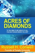 Acres Of Diamonds by Conwell Russell (2002-05-07) Paperback