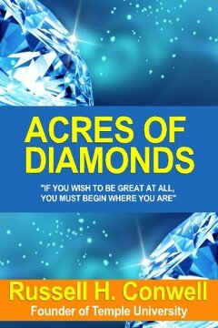 portada Acres Of Diamonds by Conwell Russell (2002-05-07) Paperback