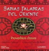 Sabias Palabras del Oriente - Sebastian Vargas - Cangrejo Editores