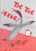 Tic tac¡ Cuac! - Roberto Aliaga Sánchez - Canica Books