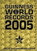 libro guinness records 2005 - guinness world records - planeta
