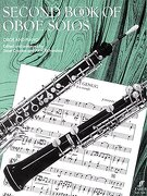 Second Book of Oboe Solos: (oboe and Piano) (Faber Edition)
