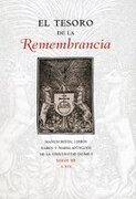 tesoro de la remembrancia - vicent garcia edo -