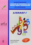 Ejermat 3 - mediterraneo educ. primaria (Atencion A La Diversidad) - Pedro Olaya Ruano - Editorial Promolibro
