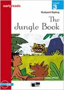 The Jungle Book+cd (earlyreads) (Black Cat. Earlyreads) - Cideb Editrice S.R.L. - VICENS VIVES PRIMARIA S.A.