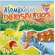 Asombrosos Dinosaurios. Divertizoo 3d - Latinbooks - Latinbooks