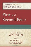 first and second peter - duane f. watson - baker pub group