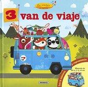 3 van de Viaje (Panda, Zorro y Burro) - Susaeta Ediciones S A - Susaeta