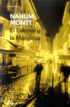 portada El Eskimal y la Mariposa