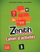 Zenith 3 - B1 - Varios Autores - Cle - Anaya