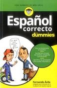 Español Correcto Para Dummies - Fernando Ávila - Otros Fondos Editoriales