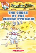 The Curse of the Cheese Pyramid (Geronimo Stilton) (libro en inglés) - Geronimo Stilton - Scholastic
