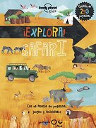 Explora! Safari (Lonely Planet Junior) - Christina Webb - Geoplaneta