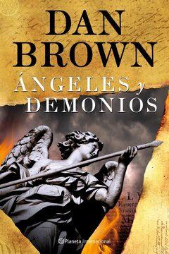 portada Ángeles y Demonios  (Edición de Bolsillo)