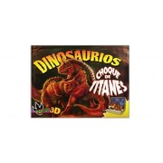 Col. Dinosaurios pop up 3d (4 Titulos) / pd. (Venta Individual) - Vv.Aa. - Latinbooks