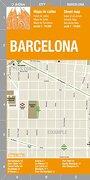 barcelona                    citymap - mapa bilingue - de dios