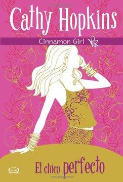 portada 3 - el Chico Perfecto - Cinnamon Girl (libro en inglés)