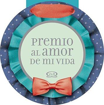 portada Premio al Amor de mi Vida