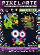 Pixelarte. Monstruos - VARIOS AUTORES - Planeta