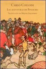 portada aventuras de pinocho, las - clasicos galerna