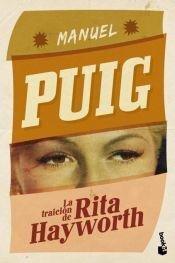 portada Traicion de Rita Hayworth Booket