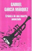 Cronica de una Muerte Anunciada - Gabriel Garcia Marquez - Sudamericana