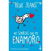 No Sonrias que me Enamoro - Blue Jeans - Booket