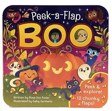 portada Boo (Peek-A-Flap)