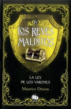portada Ley de los Varones, la iv