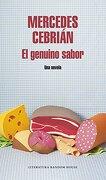 El Genuino Sabor (Literatura Random House) - MERCEDES CEBRIAN - Literatura Random House