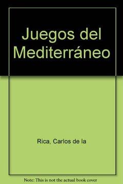 portada juegos del mediterráneo