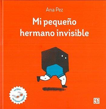 portada Mi Pequeño Hermano Invisible